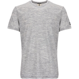 super.natural Everyday Tee Men, ash melange
